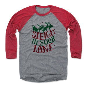 Funny Christmas Day Men's Baseball T-Shirt | 500 LEVEL