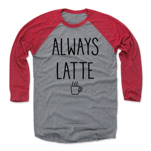 Latte Men's Baseball T-Shirt
