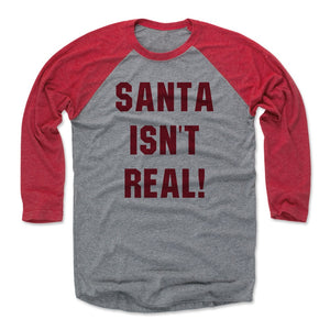 Funny Santa Men's Baseball T-Shirt | 500 LEVEL