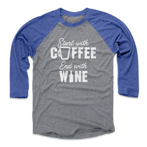 Coffee Men's Baseball T-Shirt