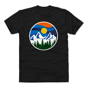 Nature Art Men's Cotton T-Shirt | Bald Eagle Tees