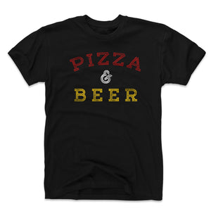 Pizza Men's Cotton T-Shirt