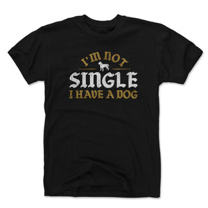Funny Dog Men's Cotton T-Shirt | 500 LEVEL