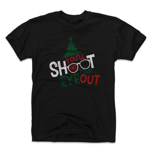 Christmas Story Men's Cotton T-Shirt
