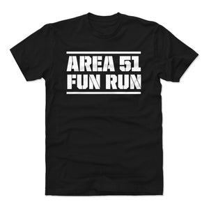 Funny Area 51 Men's Cotton T-Shirt | 500 LEVEL