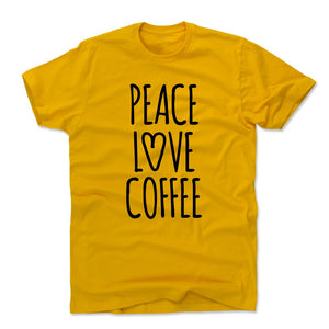 Coffee Lovers Men's Cotton T-Shirt