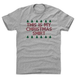 Funny Christmas Day Men's Cotton T-Shirt | 500 LEVEL