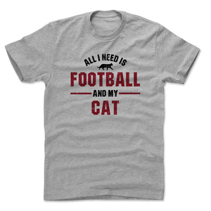 Funny Cat Men's Cotton T-Shirt | 500 LEVEL