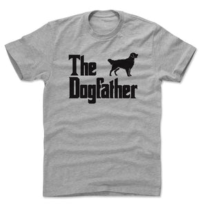 Dog Men's Cotton T-Shirt | 500 LEVEL