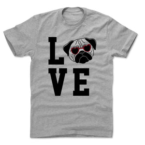 Pug Men's Cotton T-Shirt | 500 LEVEL