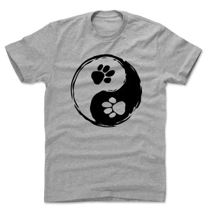 Cat Men's Cotton T-Shirt | 500 LEVEL