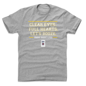 Friday Night Lights Men's Cotton T-Shirt | 500 LEVEL