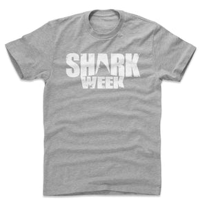 Shark Week Men's Cotton T-Shirt | 500 LEVEL