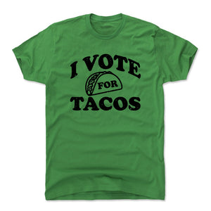 Tacos Men's Cotton T-Shirt
