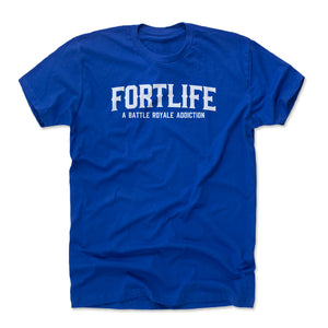 Fortnite Men's Cotton T-Shirt | 500 LEVEL