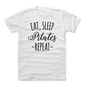 Pilates Men's Cotton T-Shirt | 500 LEVEL