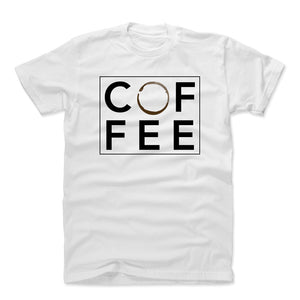 Funny Coffee Men's Cotton T-Shirt | 500 LEVEL