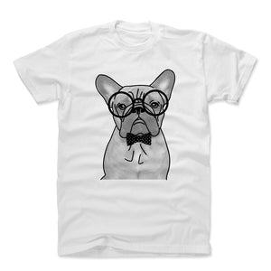 French Bulldog Men's Cotton T-Shirt | 500 LEVEL