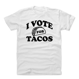 Tacos Men's Cotton T-Shirt | 500 LEVEL