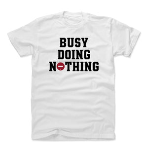 Funny Lazy Men's Cotton T-Shirt