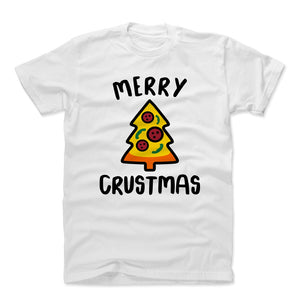Funny Christmas Tree Men's Cotton T-Shirt