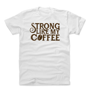 Coffee Lovers Men's Cotton T-Shirt | 500 LEVEL