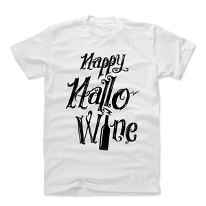 Halloween Drinking Men's Cotton T-Shirt | 500 LEVEL