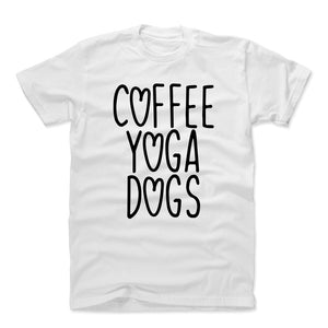 Coffee Men's Cotton T-Shirt | 500 LEVEL
