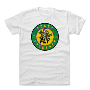 Mighty Ducks Men's Cotton T-Shirt | 500 LEVEL