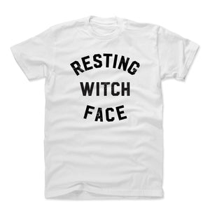 Resting Witch Men's Cotton T-Shirt