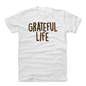 Thanksgiving Day Men's Cotton T-Shirt | 500 LEVEL
