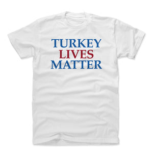 Funny Thanksgiving Day Men's Cotton T-Shirt | 500 LEVEL