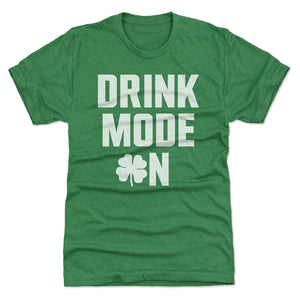 St. Patrick's Day Drinking Men's Premium T-Shirt | 500 LEVEL
