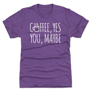 Cute Coffee Lovers Men's Premium T-Shirt | 500 LEVEL