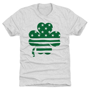 St. Patrick's Day 3 Leaf Clover Men's Premium T-Shirt | 500 LEVEL