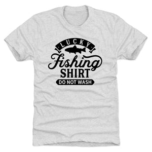Fishing Lover Men's Premium T-Shirt | Bald Eagle Tees