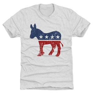 Democratic Donkey Men's Premium T-Shirt | 500 LEVEL