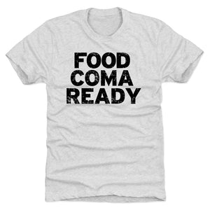 Food Coma Men's Premium T-Shirt | 500 LEVEL
