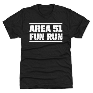 Funny Area 51 Men's Premium T-Shirt | 500 LEVEL