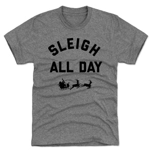 Sleigh All Day Men's Premium T-Shirt