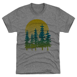 Nature Art Men's Premium T-Shirt | Bald Eagle Tees