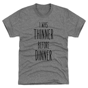 Thanksgiving Food Men's Premium T-Shirt | 500 LEVEL