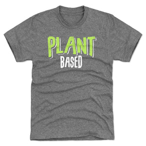 Vegetarian Men's Premium T-Shirt | 500 LEVEL