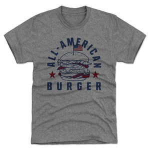 Burger Men's Premium T-Shirt | 500 LEVEL