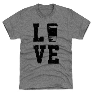 Coffee Lovers Men's Premium T-Shirt | 500 LEVEL