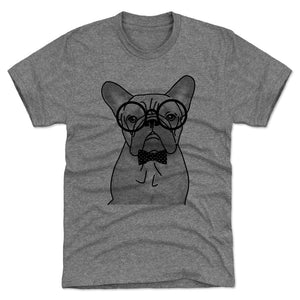 French Bulldog Men's Premium T-Shirt | 500 LEVEL