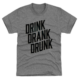 Drinking Men's Premium T-Shirt | 500 LEVEL