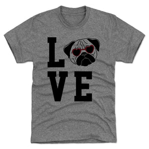 Pug Men's Premium T-Shirt | 500 LEVEL