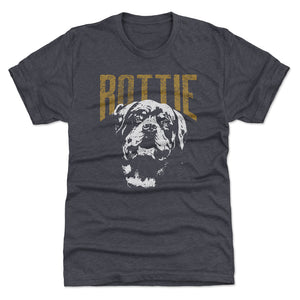 Rottweiler Men's Premium T-Shirt | 500 LEVEL