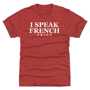 French Fries Men's Premium T-Shirt | 500 LEVEL